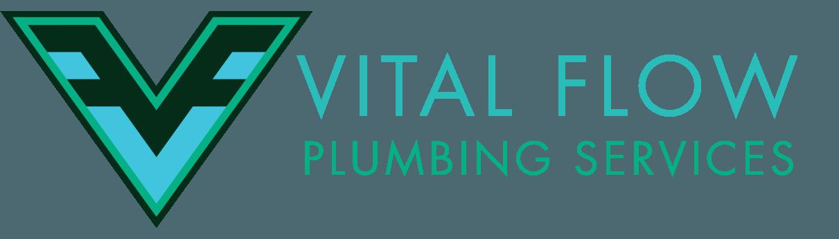Vital Flow Plumbing Logo